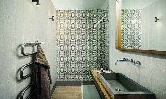 cuarto de baño vintage sevilla
