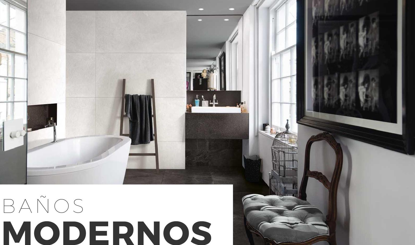 baños modernos sevilla