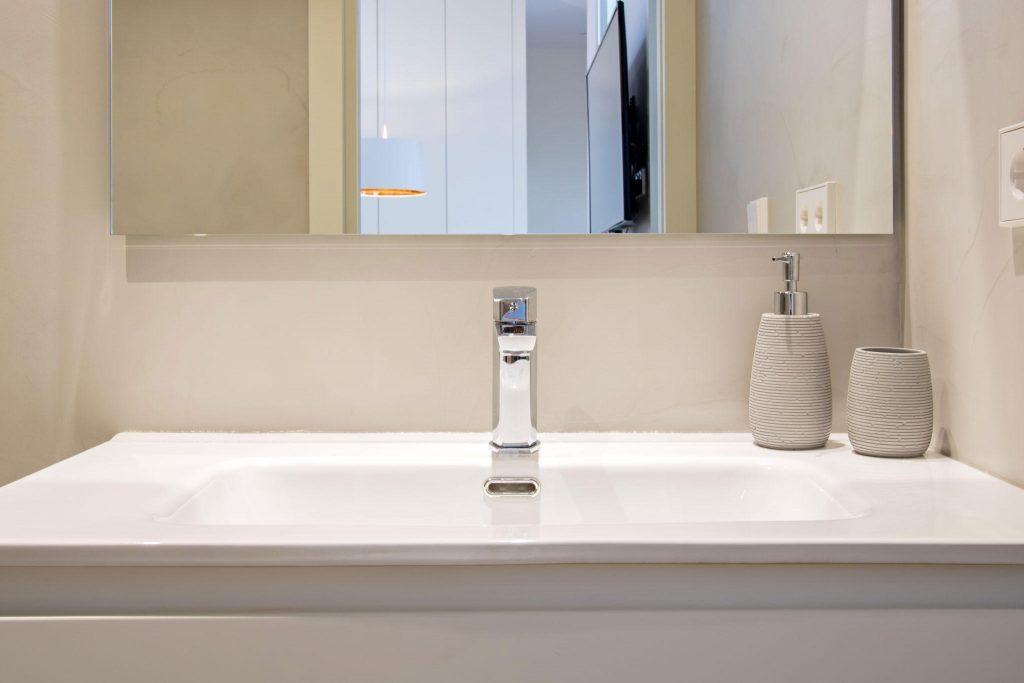 Baño casa inteligente sevilla