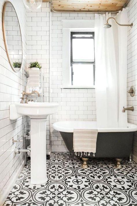 baño suelo vintage sevilla