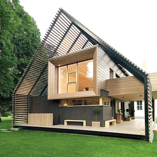 Passive House La casa del futuro