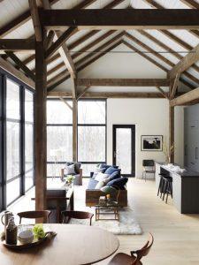 Interior passive house